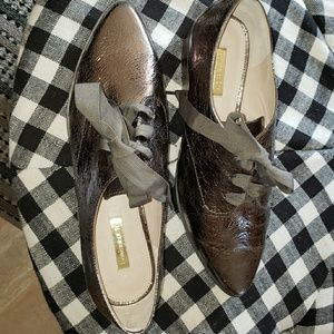 Louise et Cie flat with heel